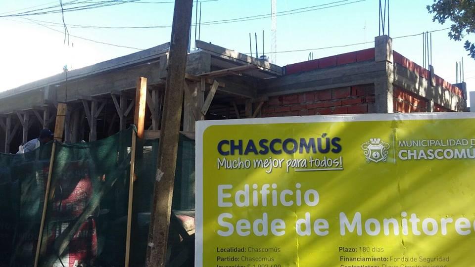 CENTRO MONITOREO CHAS COMUS