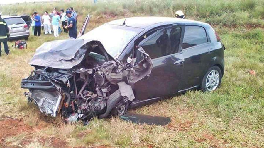 auto accidente