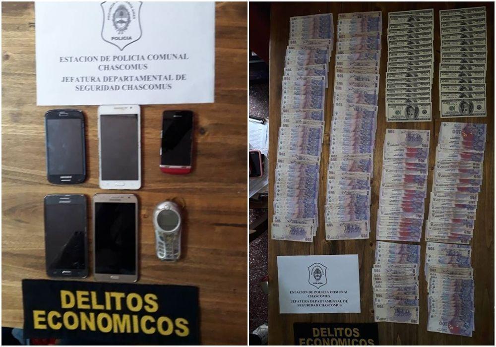 CHASCOMÚS: Policía Comunal realizó un allanamiento en Paraná por un ...
