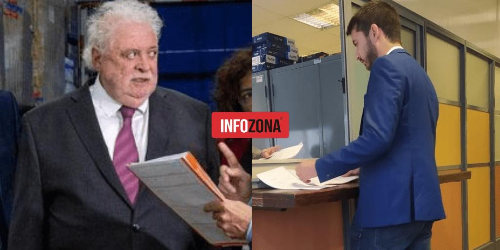 Denuncian a Ginés Gonzáles
