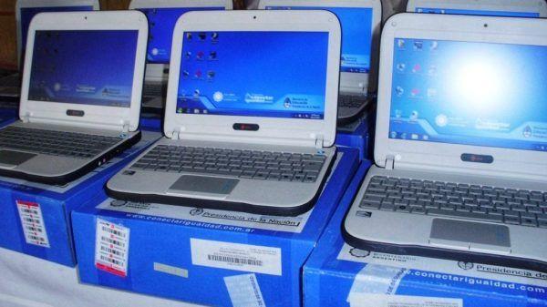 Netbooks Gobierno Conectar Igualdad