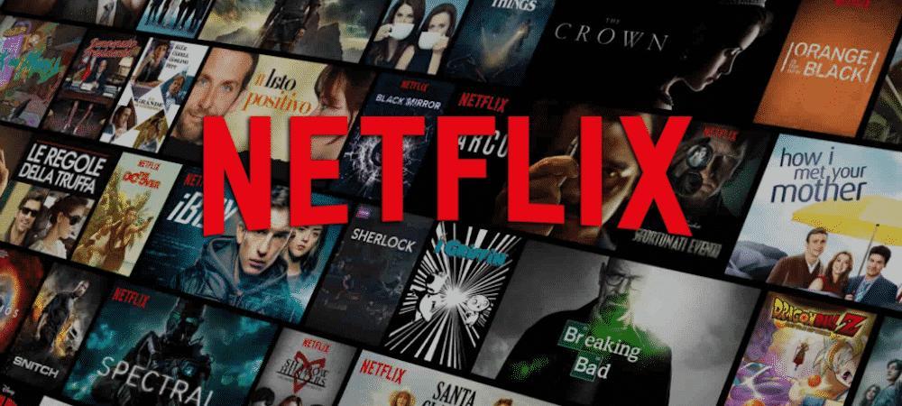 Películas más recomendadas en Netflix