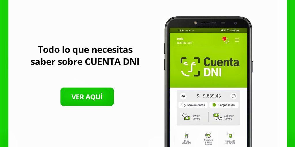 Cómo hacer Cuenta DNI - Banco Provincia