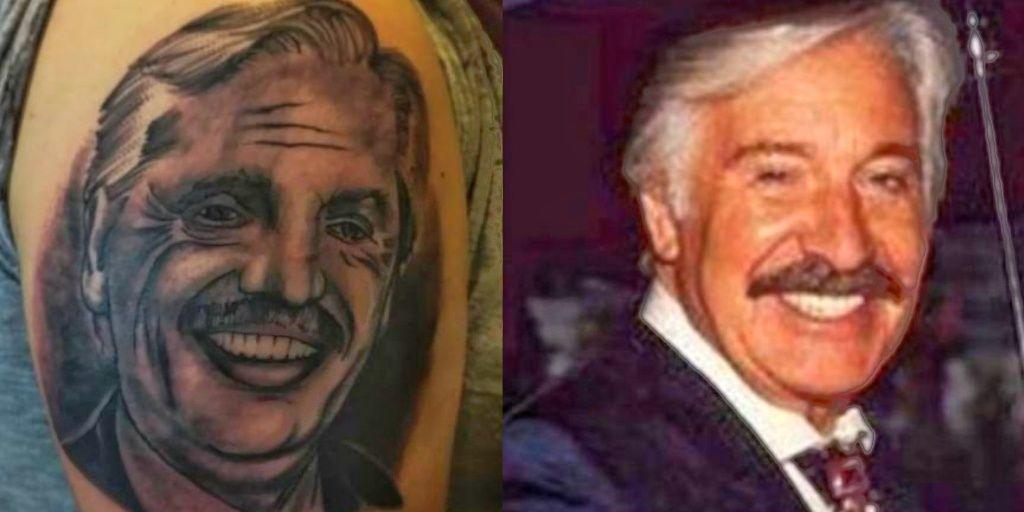 Tatuaje Alberto Fernández