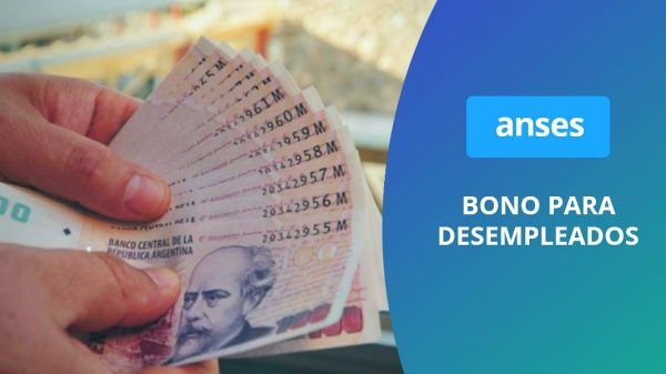 Bono seguro desempleados Anses