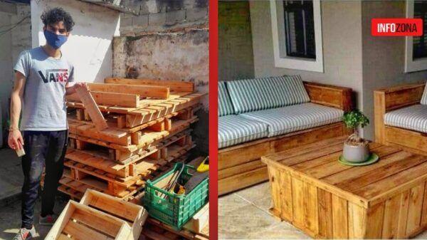 Montaldo muebles pallets IFE