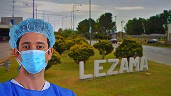 Coronavirus en Lezama