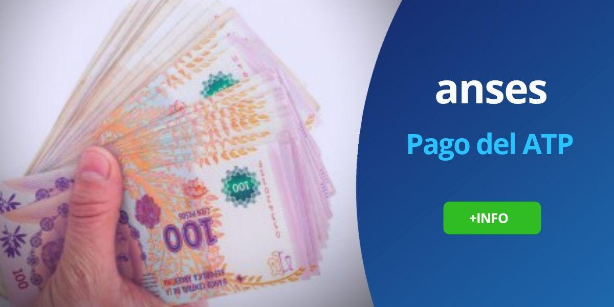 Cobro del ATP salario complementario Anses