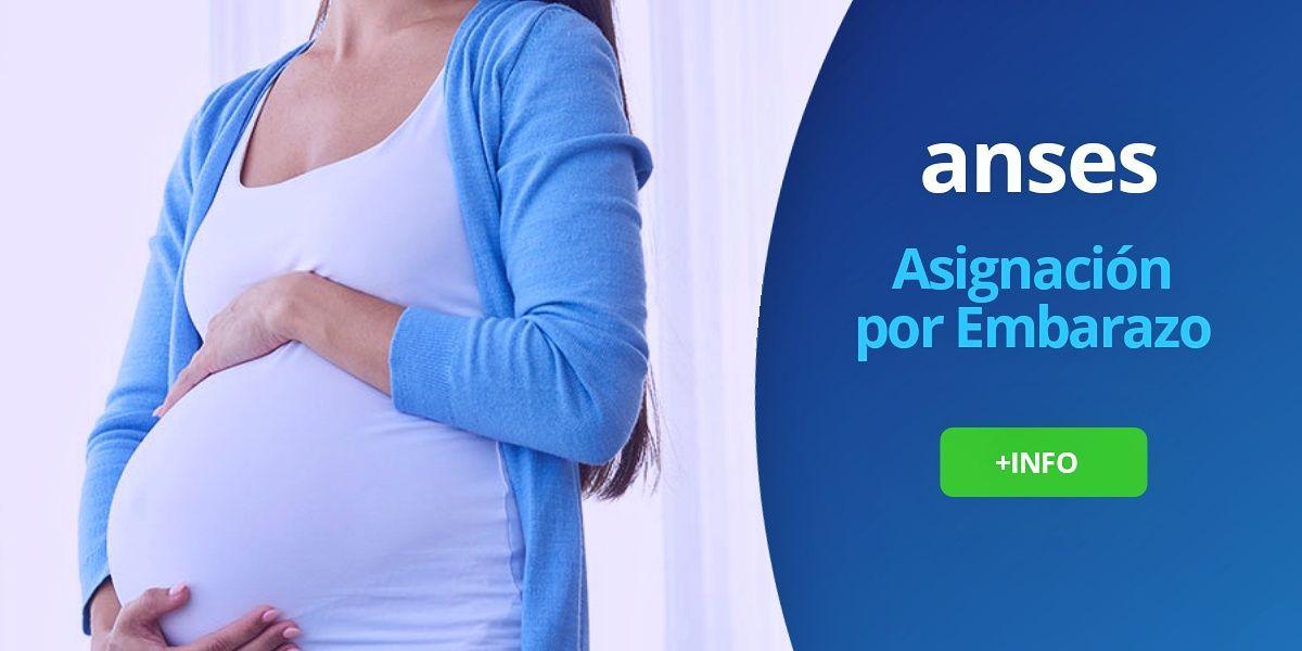 Asignación por Embarazo inscripción Anses