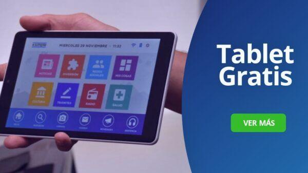 Tablet gratis Anses Enacom inscripción