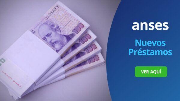 Préstamo créditos Anses 2021