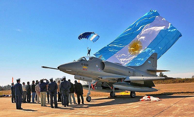 Fuerza aérea Argentina
