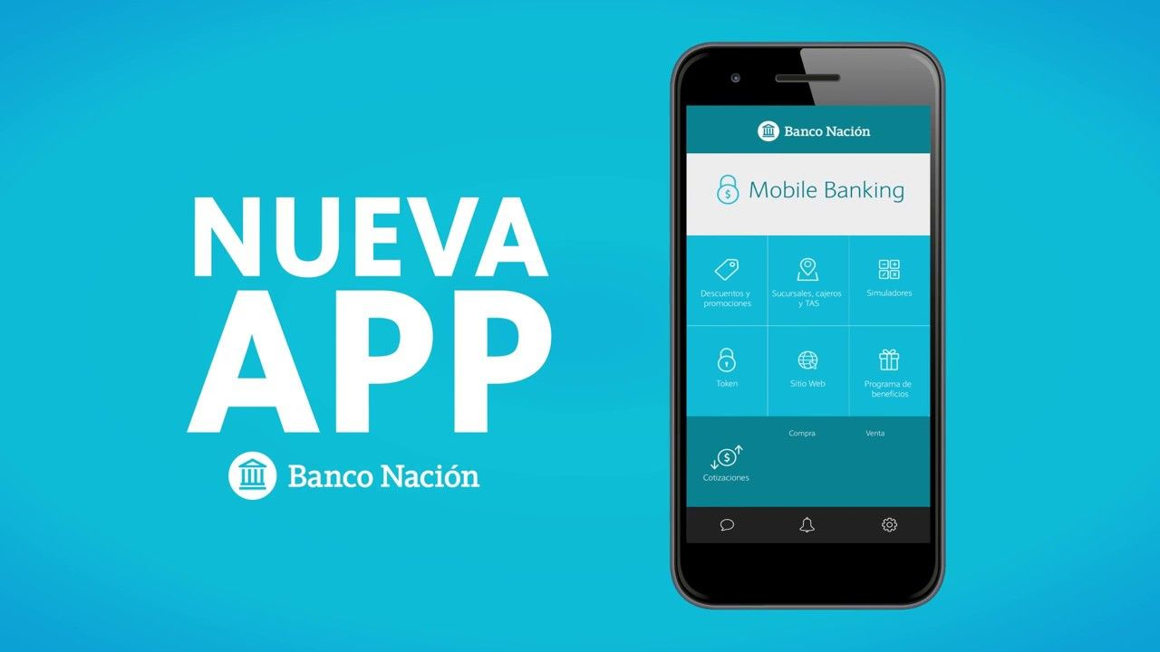 Banco Nación aplicación