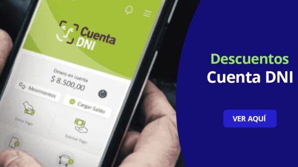 App Cuenta DNI descuentos