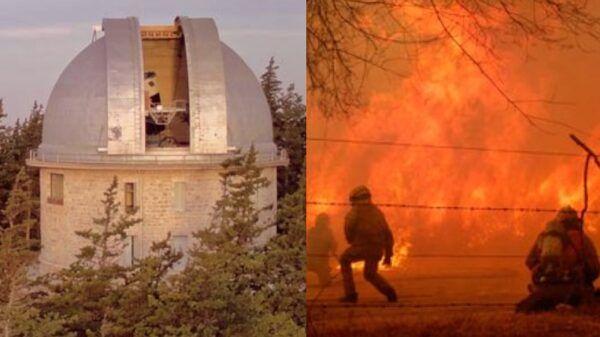 Incendio Córdoba observatorio
