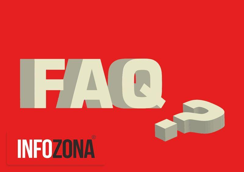 Preguntas frecuentes acerca del IGJ formularios