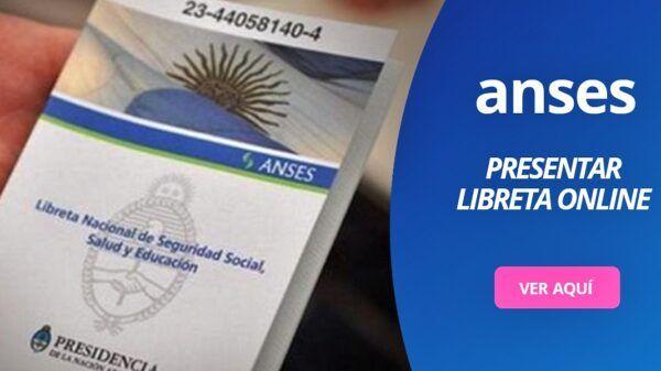 Libreta AUH por internet