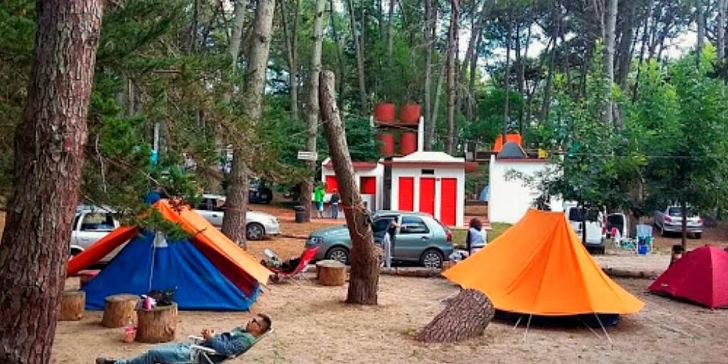 Campings temporada verano