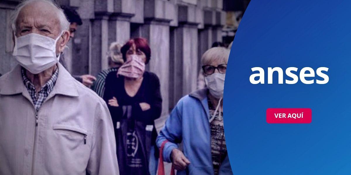 Nuevo aumento jubilados pensionados Anses
