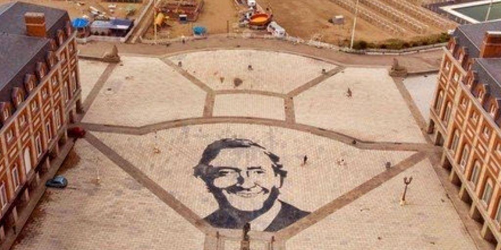 El homenaje a Néstor Kirchner que generó controversias