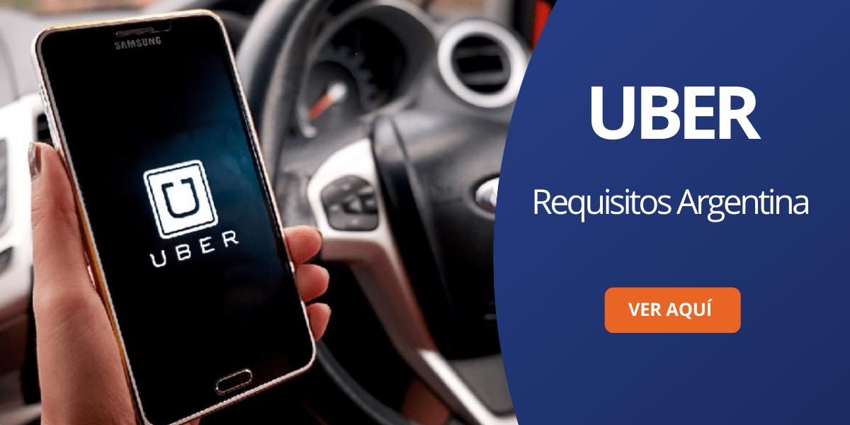 Requisitos para Uber Argentina