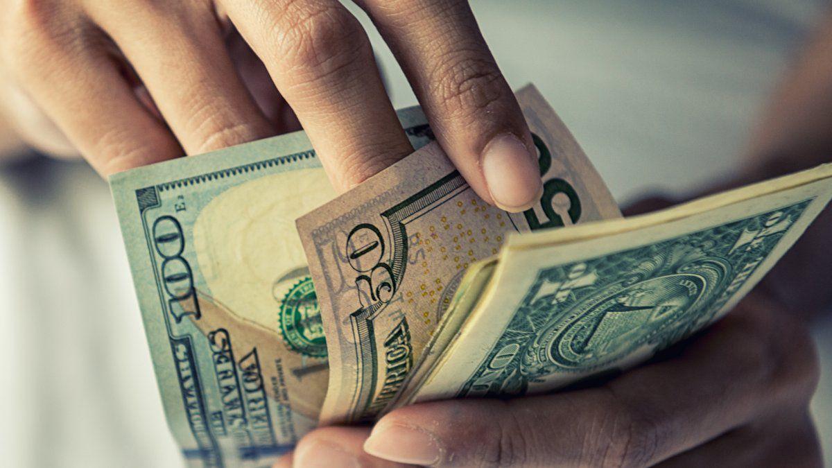 Dólares precio bancos