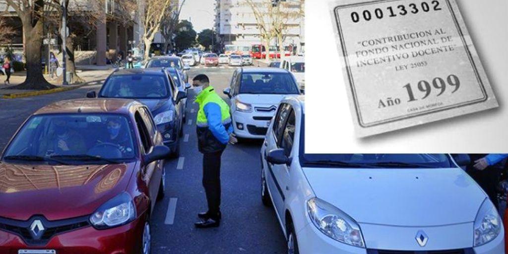 Aumento a docentes impuesto autos