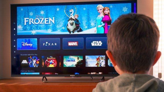 Descargar instalar Disney Plus Ver Smart TV Argentina