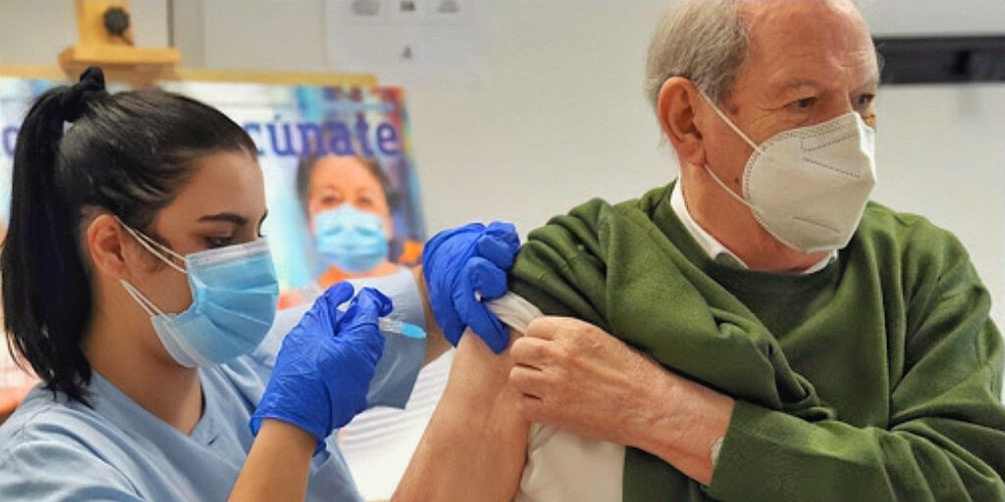 Inscripción para darse vacuna contra el Covid-19