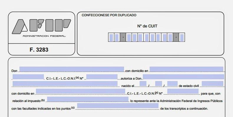 Cómo completar la autorización del formulario 3283 interactivo