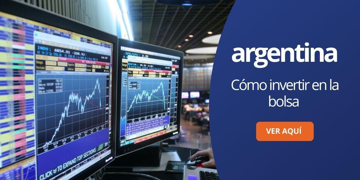 Cómo invertir en la bolsa Argentina