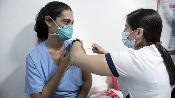 Vacunación Coronavirus Argentina