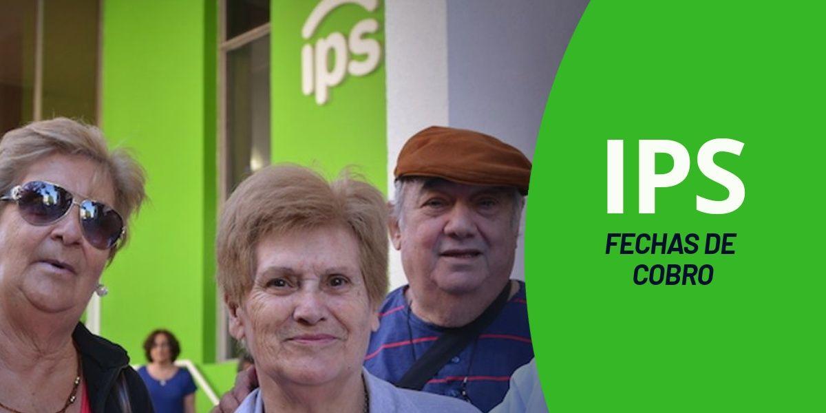 IPS fecha de cobro jubilados