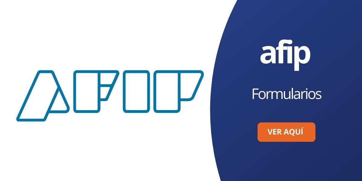 AFIP Formularios