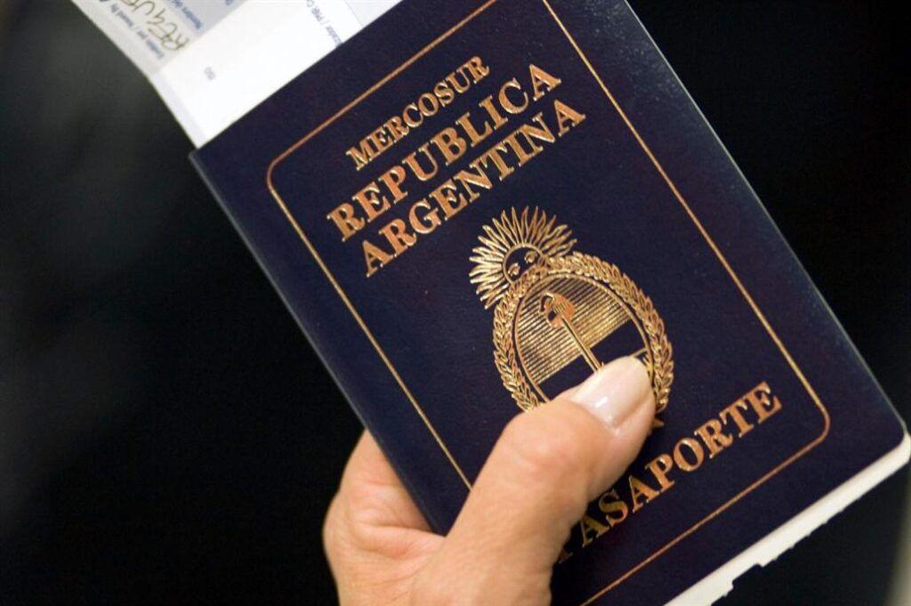 Cómo renovar pasaporte argentino vencido por internet