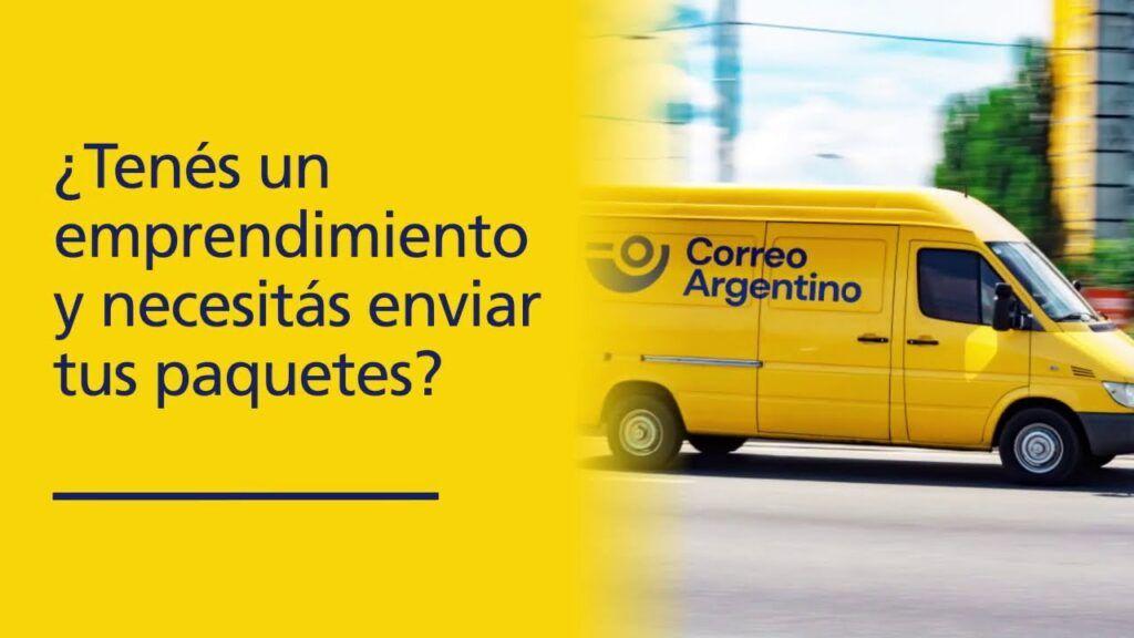 Cuáles son los formularios Correo Argentino
