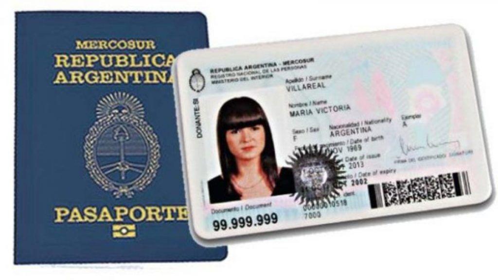 Requisitos para renovar pasaporte argentino