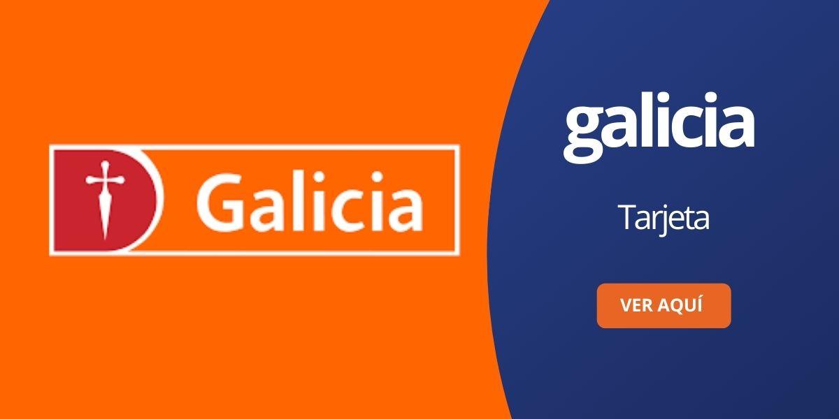 Tarjeta Banco Galicia