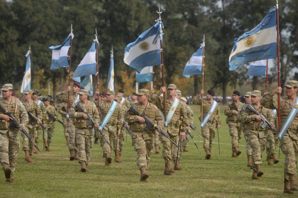 soldado ejercito argentino inscripcion