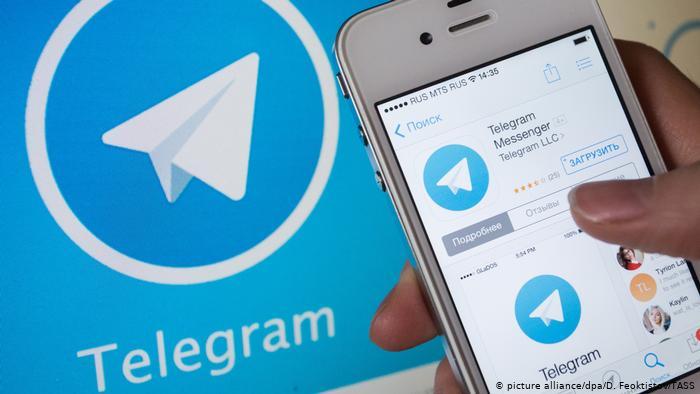 descargar usar telegram