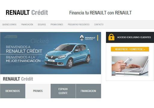 Cómo solicitar Renault Crédit