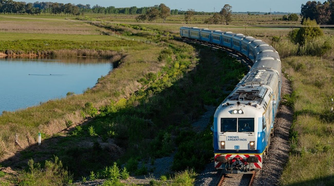horarios precios tren a mar del plata