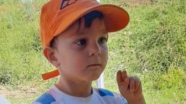 Santiago Galdeano niño desaparecido Neuquen