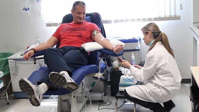 Cómo donar sangre en Argentina
