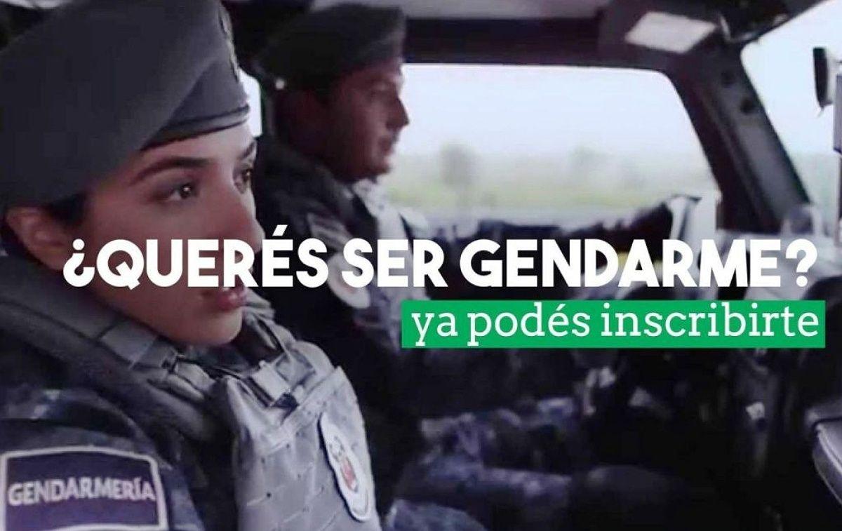 Gendarmeria inscripción 2021