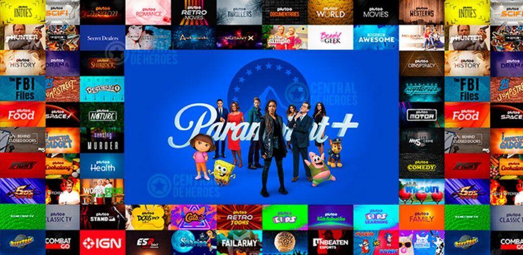 Paramount plus Argentina 2021