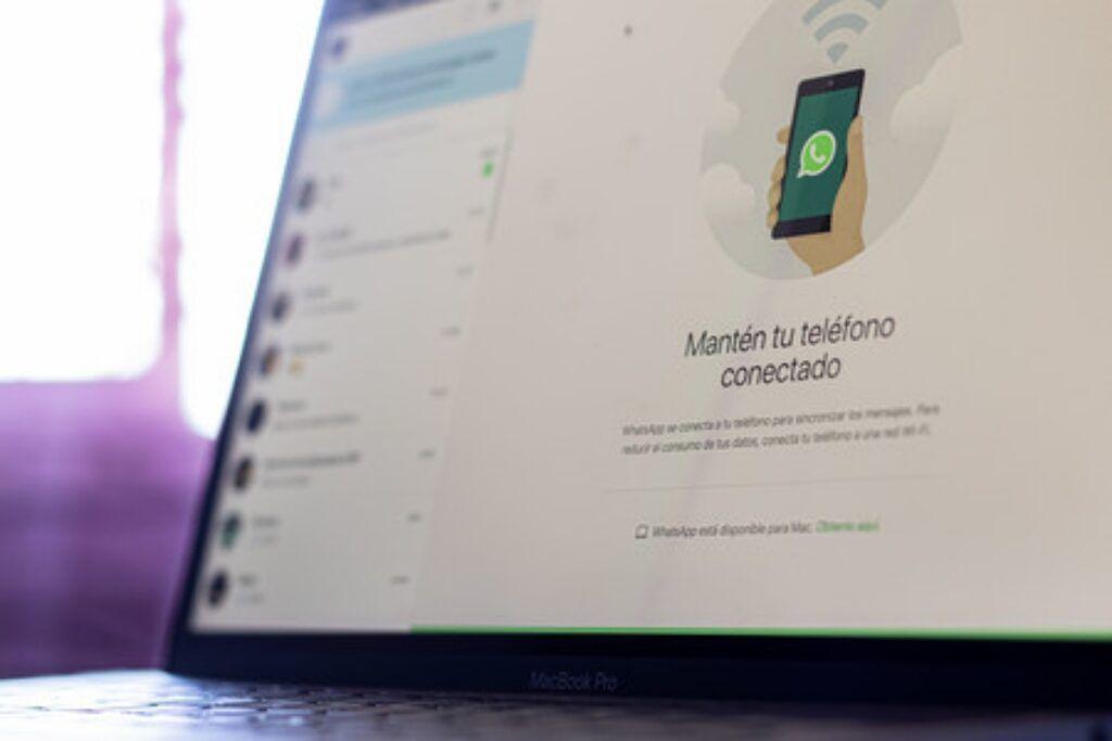 WhatsApp Web codigo falla solucion