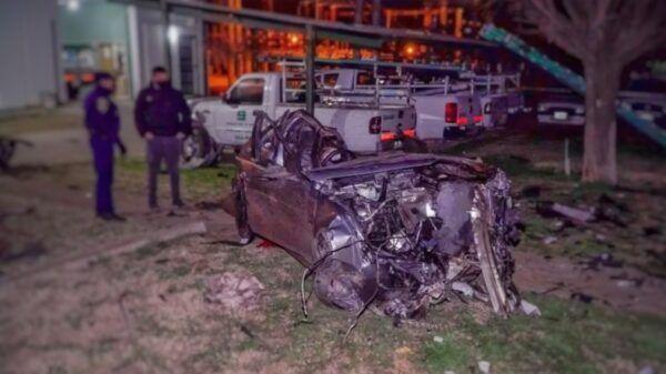 Accidente Rio Cuarto ruta 30