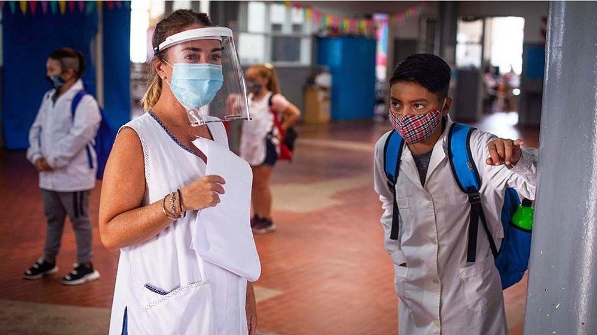 Aumento docente 2021 provincia de Buenos Aires