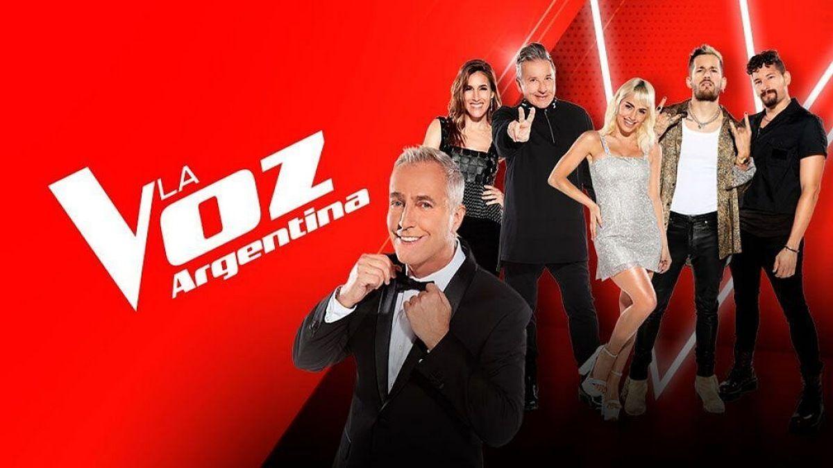 A qué hora está La Voz Argentina horario